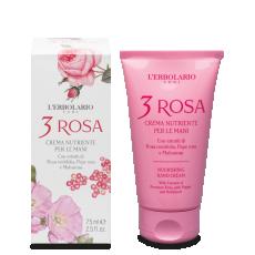 Crema Nutriente per le Mani 3 Rosa