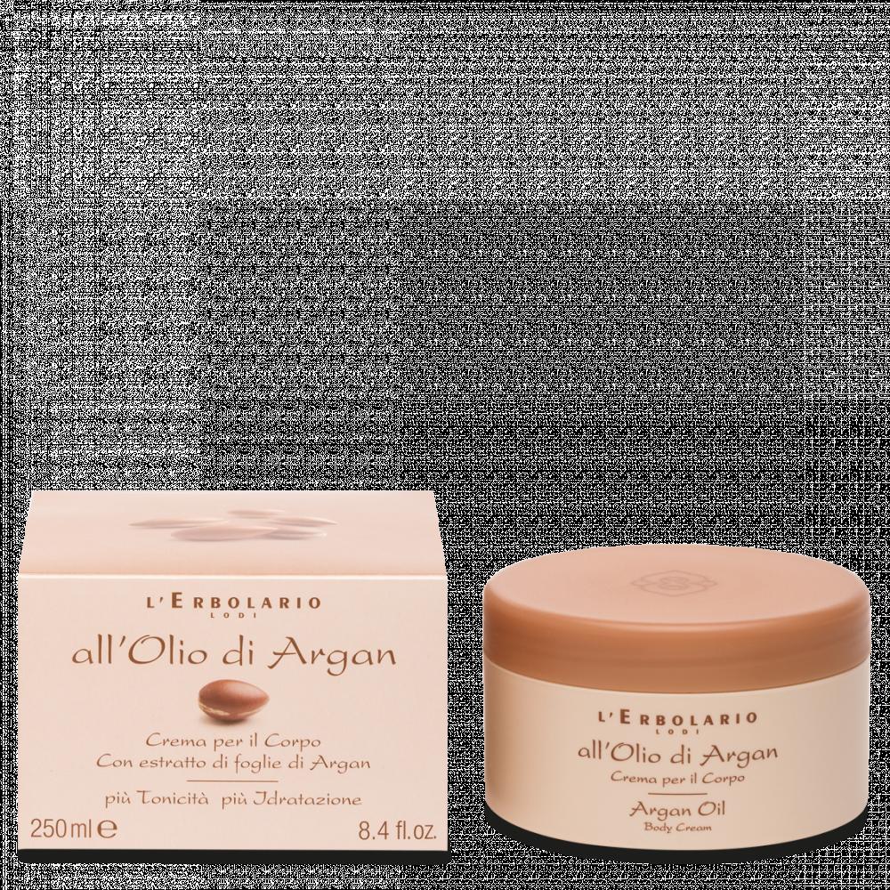 dispensa lol Spioncino  Crema Corpo All'Olio di Argan 250 ml