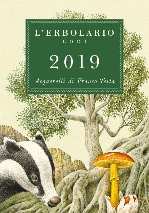 Calendario Erbolario 2020.Calendario L Erbolario 2019