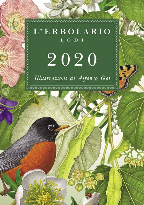 Calendario L'Erbolario 2020